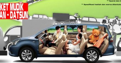 Promosi Lebaran Nissan Datsun TDP Murah