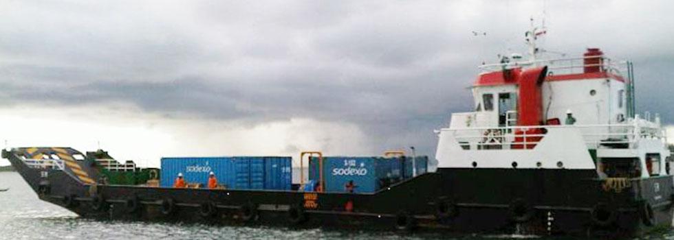 Ship Particular LCT SM