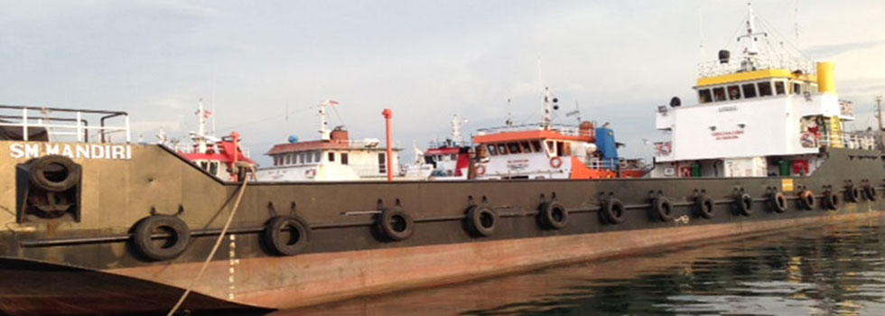 Ship Particular LCT SM Mandiri