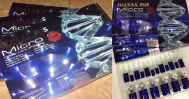 Suntik Putih Glutax 5Gs Micro