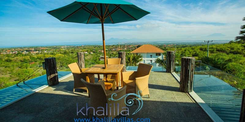 Villa Khalilla di Santi Karya Ungasan Bali