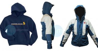 Sedia Jaket Promosi Untuk Perusahaan