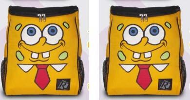 Jual Tas Sponge Bob