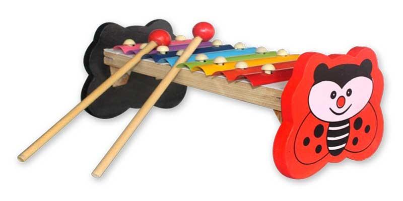 Toko Mainan Edukasi, Sedia Alat Musik Kolintang Untuk Anak