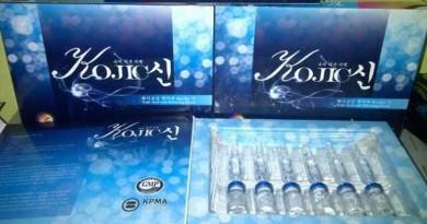 Kojic Acid Korea Biru