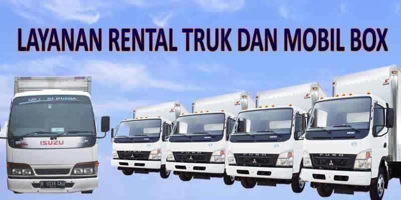 Rental Mobil Truk Box Untuk Pindahan Maupun Kebutuhan Industri