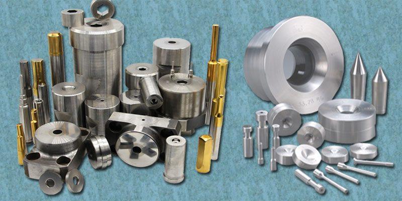 Terima Pembuatan Peralatan Industri, Tungsten Carbide Dies
