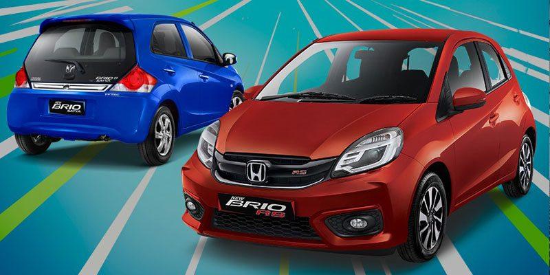 Harga Mobil Honda Brio Satya Terbaru dan Spesifikasi Honda Brio