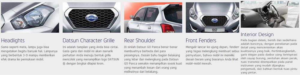 Harga Terbaru Mobil Datsun Go dan Datsun Go Plus