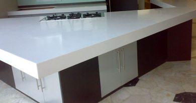 Pembuatan Top Table Solid Surface Berkualitas, Harga Bersaing