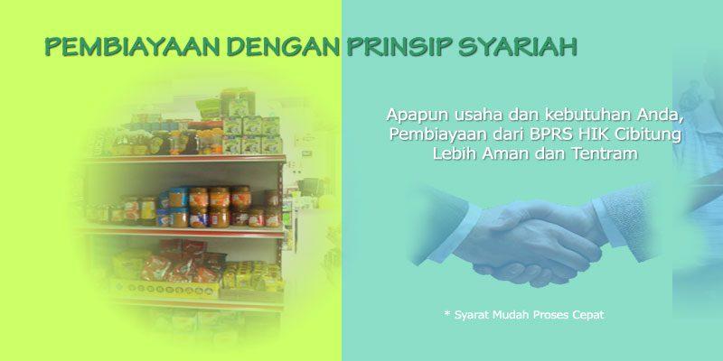 Bank Pembiayaan Rakat Syariah Cibintung Handir Untuk Anda di Cibitung, Bekasi, Purwakarta dan Sukabumi
