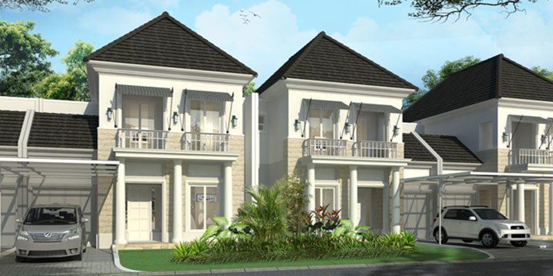 Rumah Terbaru di Caluster Terbaru