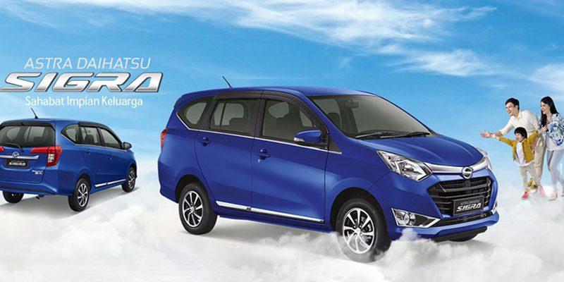 Spesifikasi Daihatsu Sigra dan Keunggulan Daihatsu Sigra Mobil Keluarga Terbaru