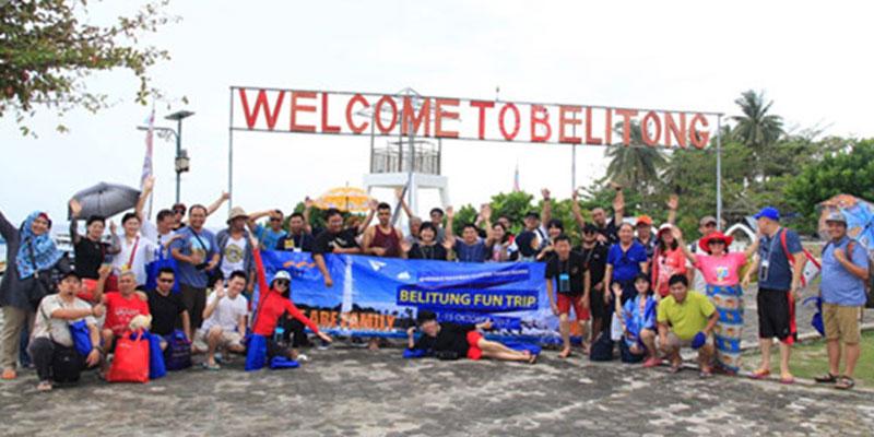Keindahan Danau Kaolin Belitung Yang Menakjubkan, Cocok Untuk Photography
