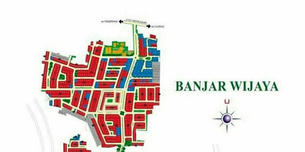 Tanah Kavling Pusat Kota Tangerang