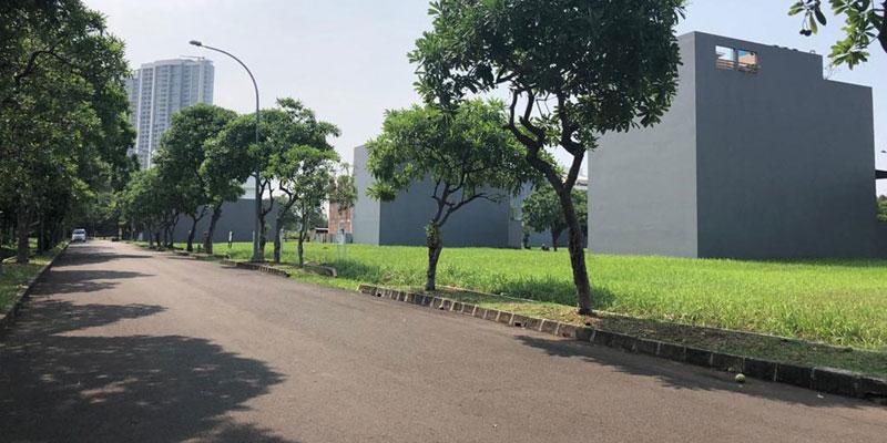 Tanah Kavling di Tengah Kota Tangerang Harga Murah dan Fasilitas Lengkap